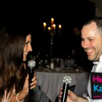 Karaoke Singers performing at private party